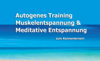 Autogenes Training CD zum Kennenlernen