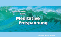 Meditation Achtsamkeit CD